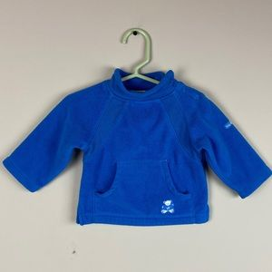 TCP Blue Sweater 6-9 Months